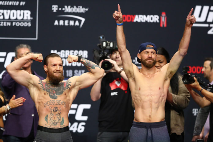 Denver Sports Betting: UFC 246 Betting Pick and Prediction